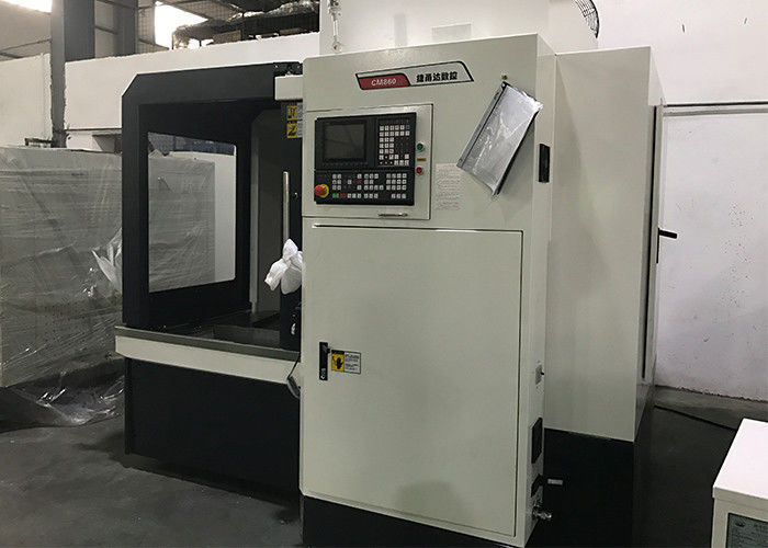 24000RPM CNC Engraving Milling Machine , 600 * 500 * 250mm CNC Milling Center