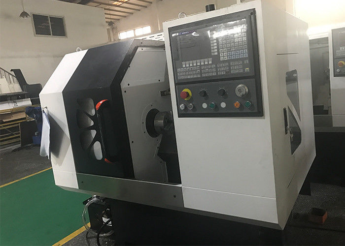 Heavy Duty Hydraulic CNC Lathe And Milling Machine 2200 * 1600 * 1700mm