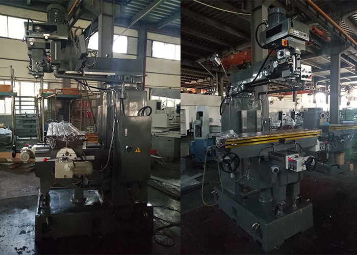 70 – 3600rpm Spindle Bridgeport Milling Machine For Electronic Parts Processing