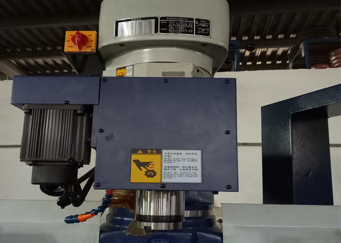8m / Min Rapid Feed Benchtop Vertical Milling Machine  For Cutting And Milling Curve Featured Image