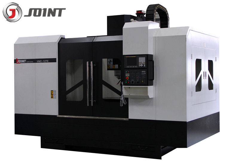 3 Axis 5 Axis Machining Center , Automatic CNC Machine RS 232 Interface VMC1270L