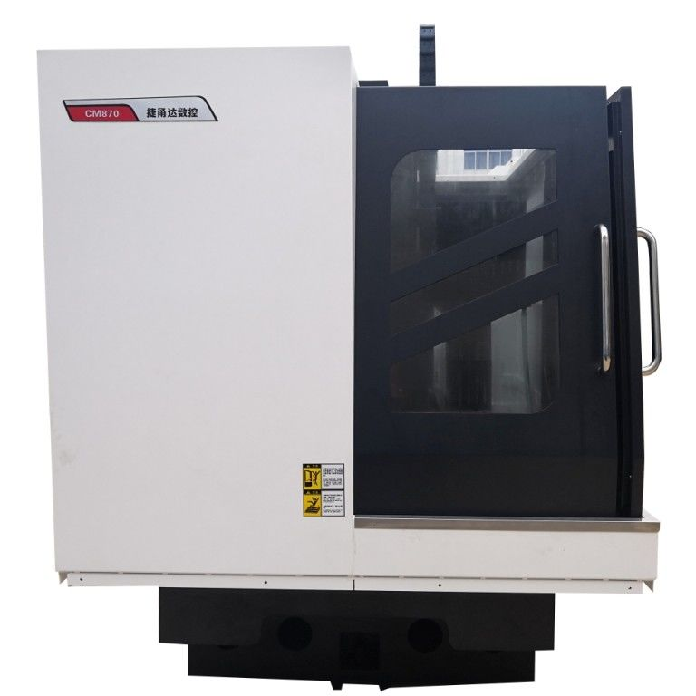 High Precision CNC Engraving Milling Machine With 24000 RPM Spindle Rotation Speed CM-870