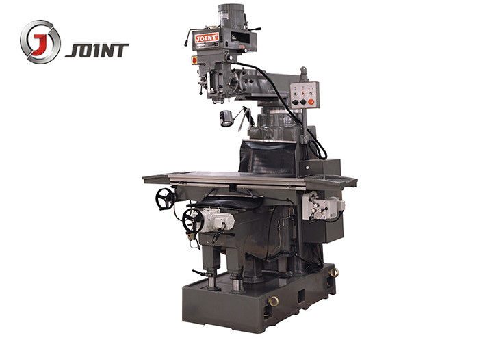 Universal 3 Axis Vertical Spindle Milling Machine 70 – 3600rpm Rotation Speed