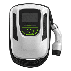ETL 7.6kw AC EV Charger With Ocpp1.6J and Plug Type 1