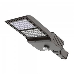 ETL/FCC OEM/ODM Outdoor 40W-300W LED Street Flood Light