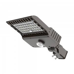 Fixed Competitive Price China 150W LED Area Road Shoebox Light for Parking Lot Lighting