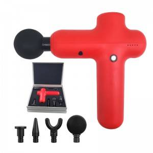 2021 Good Quality Percussion Massage Gun - Massage Gun JB8009 – Jinbang