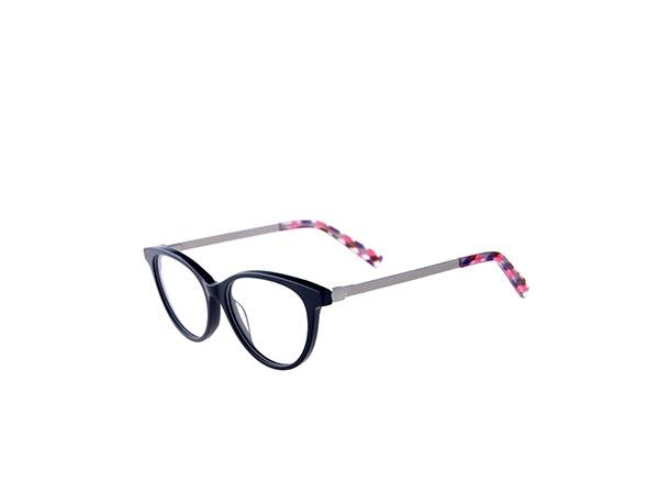 Joysee 2021 17396 wholesale acetate eyeglasses frame new fashion, ladies optical frame hot sale