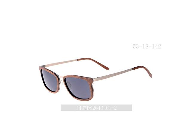 Joysee 2021 J43WDS2643 sunglasses wooden material supplier
