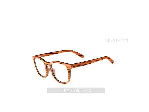 Joysee 2021 spectacle frame china wholesale optical eyeglasses frame Wooden Optical Frame