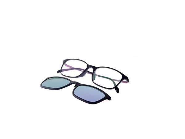 2021 Joysee UC1206 ultem clip on sunglasses supplier optical frames