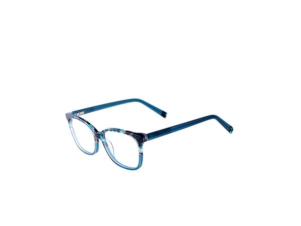 Joysee 2021 17392 acetate frame optical eyeglasses, eye glasses frames metal new fashion