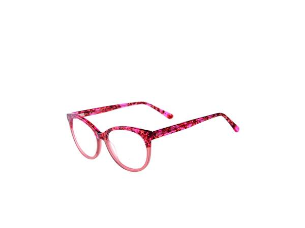 17382 New fashion 2018 eyeglasses frame, acetate spectacles optical glasses frame