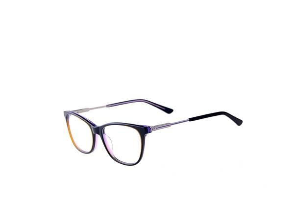 Joysee 2021 17428 Good price acetate eyeglasses frame, fashion optical spectacles frame Featured Image