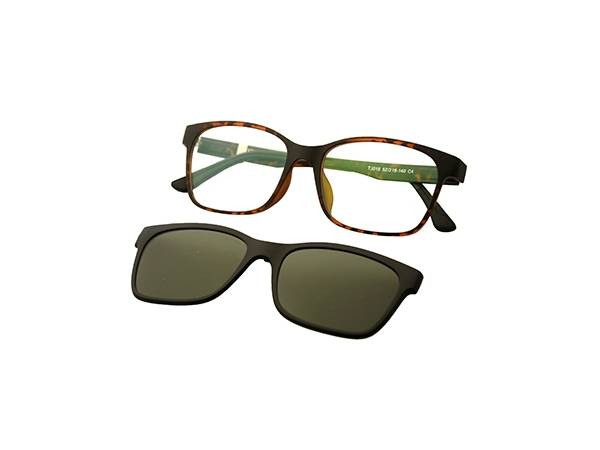 Joysee 2021 UC1015 ultem clip on sunglasses supplier optical frames