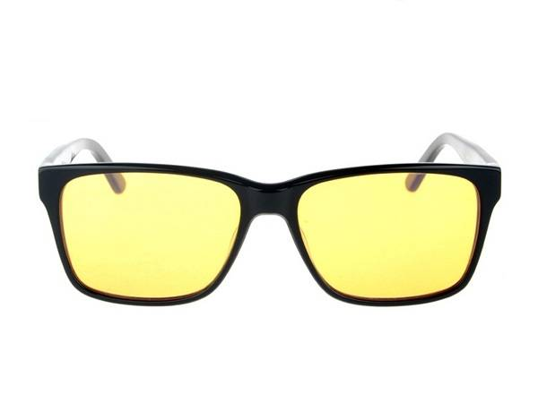 2021 fashionable shape anti blue light glasses night version glasses for driver manufacturer