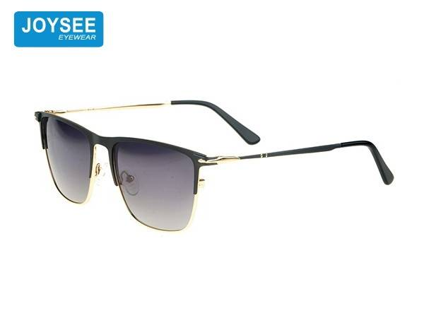 Joysee 2021 classic fashion metal glasses high quality design exquisite men's Sunglasses Featured Image