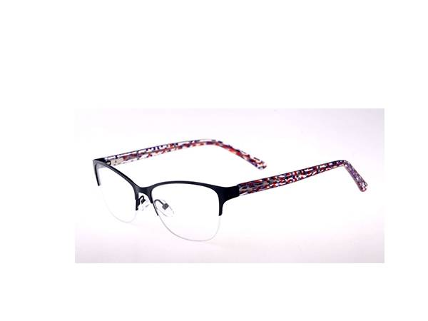 Joysee 2021 SR9172 latest fashion metal optical frame