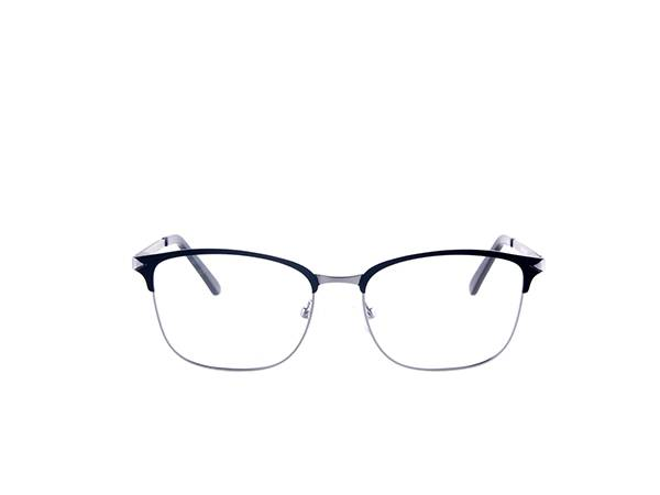 Joysee 2021 SR9159 new trend spectacles metal frame