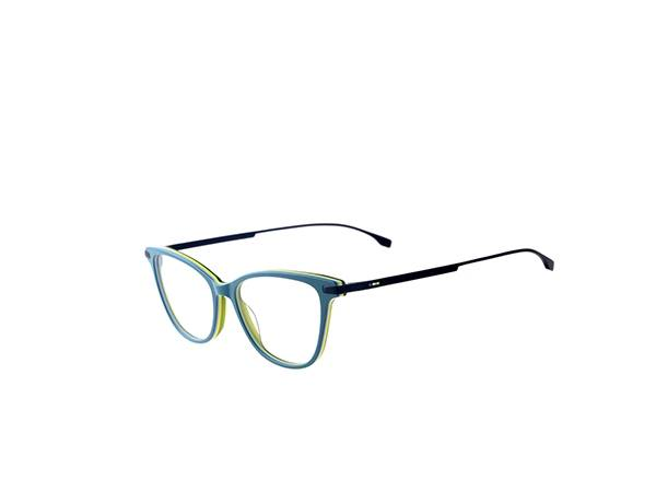 Joysee 2021 17373 Acetate temple eyeglasses,and acetate frame optical eyeglasses