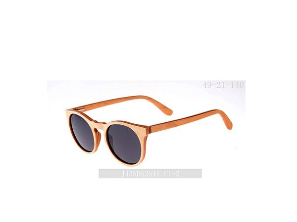 Joysee 2021 J43WDS2641 wooden sunglasses good quality frames