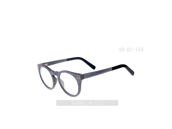 Joysee 2021 popular unisex young eyeglasses frame wooden high quality optical glasses hot sale