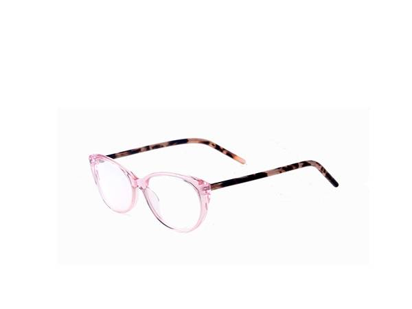 17420 Round frame optical eyeglasses, wholesale acetate glasses frame