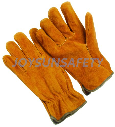 DCBSB leather driving gloves