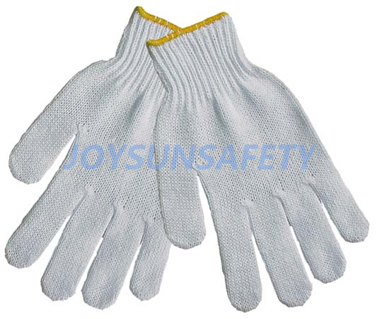 Wholesale Leather Gardening Gloves - TC01 string knitted gloves – Joysun