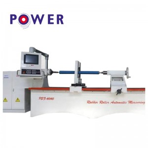 Factory wholesale Rubber Roller Grinder - Rubber Roller Measuring Machine – Power
