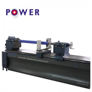 Rubber Roller Measuring Machine