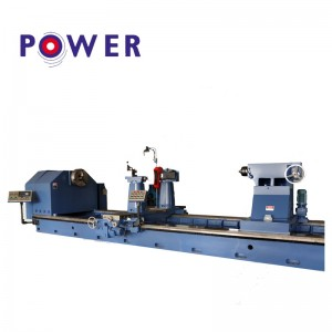 Manufacturer for Rubber Roller Strip Building Machine - Rubber Roller General Grinding Machine – Power