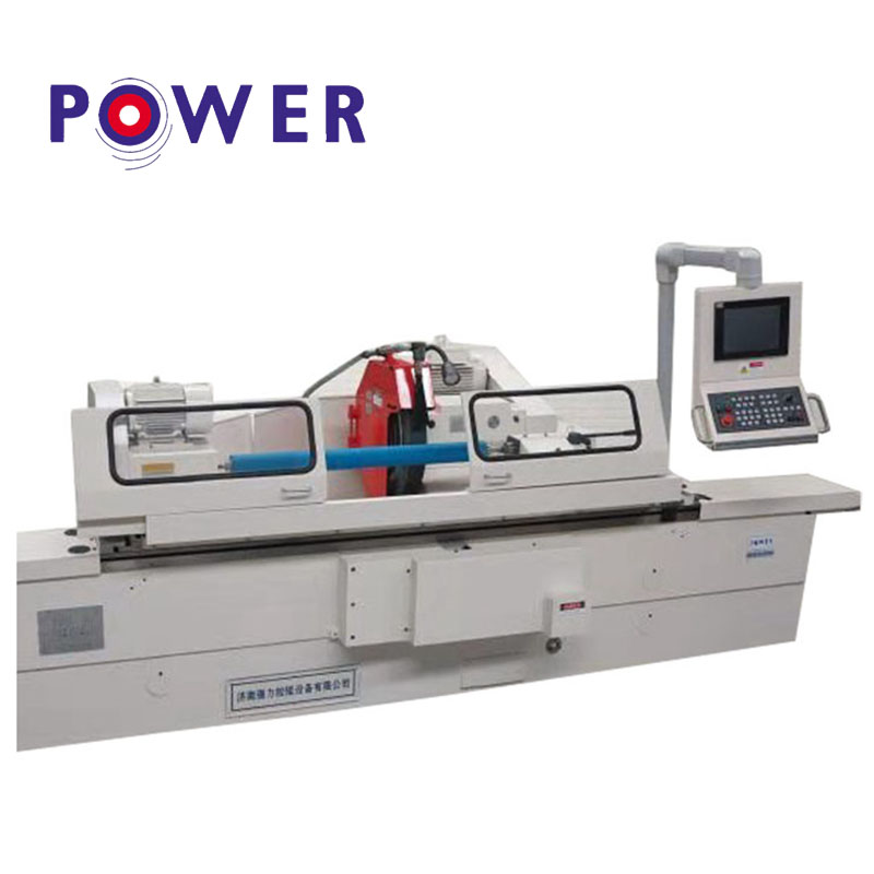 Rubber Roller CNC High Precision Cylindrical Grinding Machine Featured Image