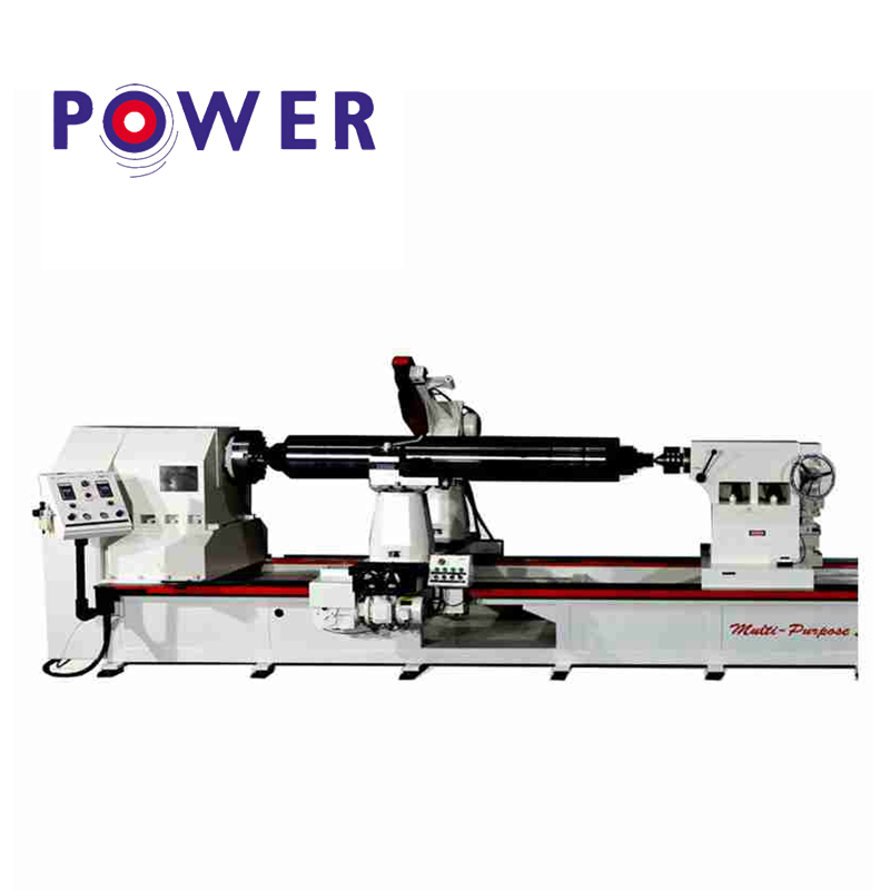 Quality Inspection for Surface Polisher - Rubber Roller Multi-purpose Stripping Machine – Power