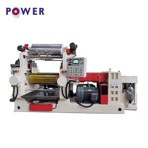 Wholesale Rubber Kneader Machine - Lab-use Rubber Mixing Mill (Double Output) – Power