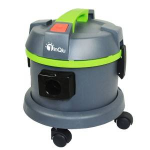 Wholesale Warehouse Wet And Dry Vacuum Cleaner - 10L/15L Mute Type Vacuum Cleaner – HT-10S/ HT15S/15J – Jinqiu