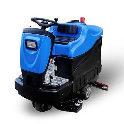 One of Hottest for Floor Cleaning Buffing Machine - AS-2007 Ride-on Scrubber Drier – Jinqiu