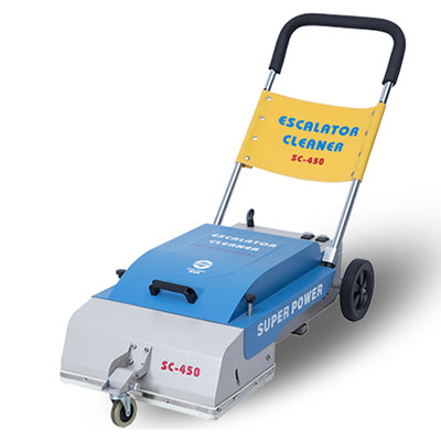 Competitive Price for Homemade Carpet Cleaner For Machine - Cable/Battery Escalator Cleaner- SC-450/D – Jinqiu