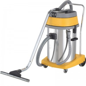 Super Lowest Price 220v Brushing Machine - 60L Stainless steel Vacuum Cleaner AS60 – Jinqiu
