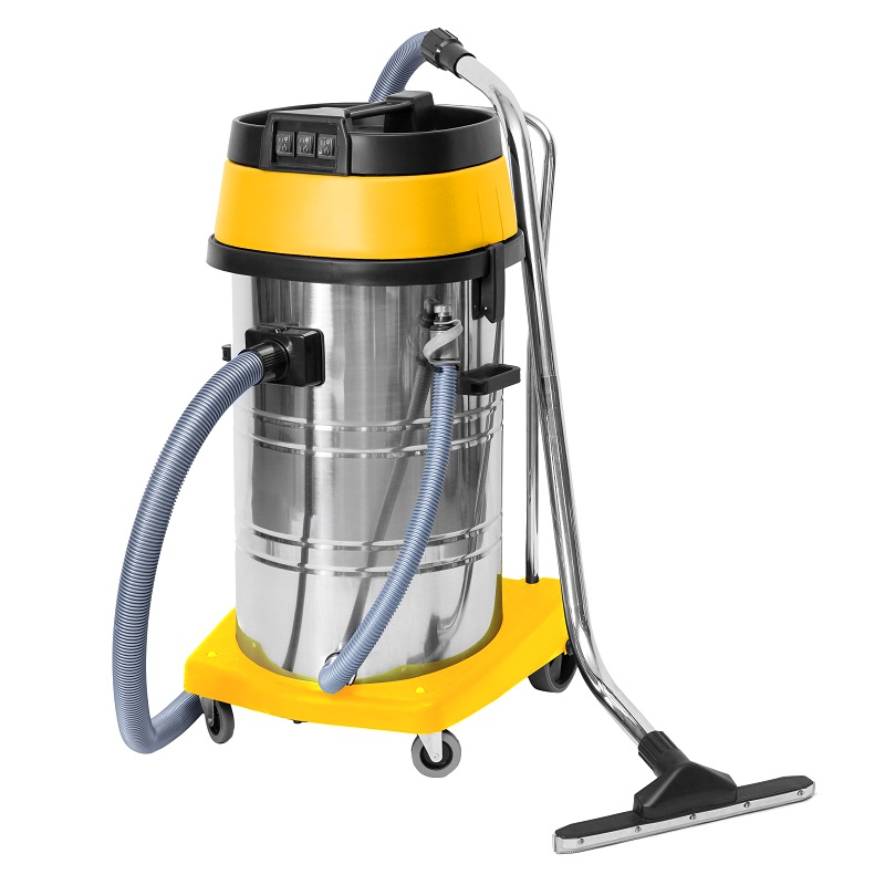 80L Wet and Dry Vacuum Cleaner With 3 Motor AS80-3 Featured Image