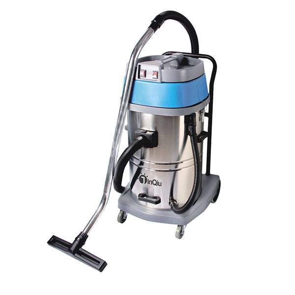 Best-Selling Scrubber Drier Machine - 70L/80L Wet and Dry Vacuum Cleaner H6004 H6005  – Jinqiu