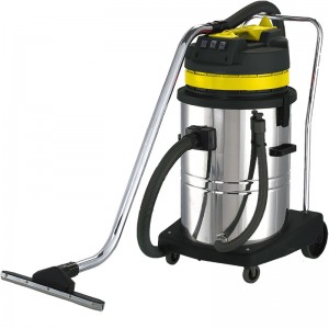 60L Wet and Dry Vacuum Cleaner With 3 Motor HL60-3