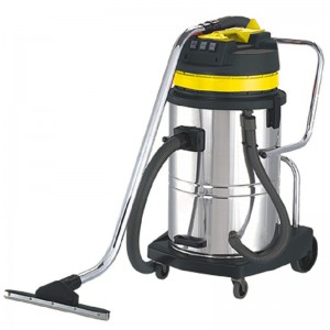 60L Wet and Dry Vacuum Cleaner with Tilt HL60