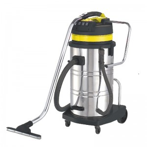 80L Wet and Dry Vacuum Cleaner With Tilt HL80J