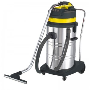 80L Wet and Dry Vacuum Cleaner With 3 Motor HL80-3