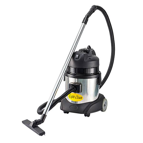 Cheap price Terrazzo Floor Cleaning Machine - 15L/30L/60L/80L  Wet and Dry Vacuum Cleaner LC151, LC301, LC602S, LC 802S – Jinqiu