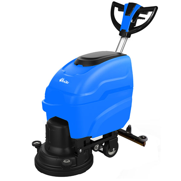 OEM Customized Restaurant Floor Cleaning Machines - Small Scrubber Drier- SC2A – Jinqiu