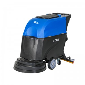 Good Quality Safety Caution Board - Auto Scrubber Drier-SC50 – Jinqiu