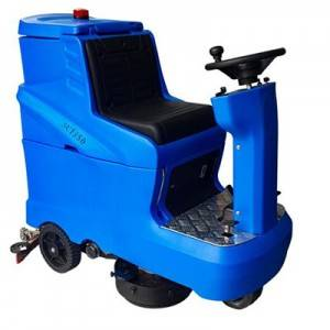 Chinese Professional Wet Floor Cleaning Machine - Ride-on Scrubber Drier SC1350 – Jinqiu