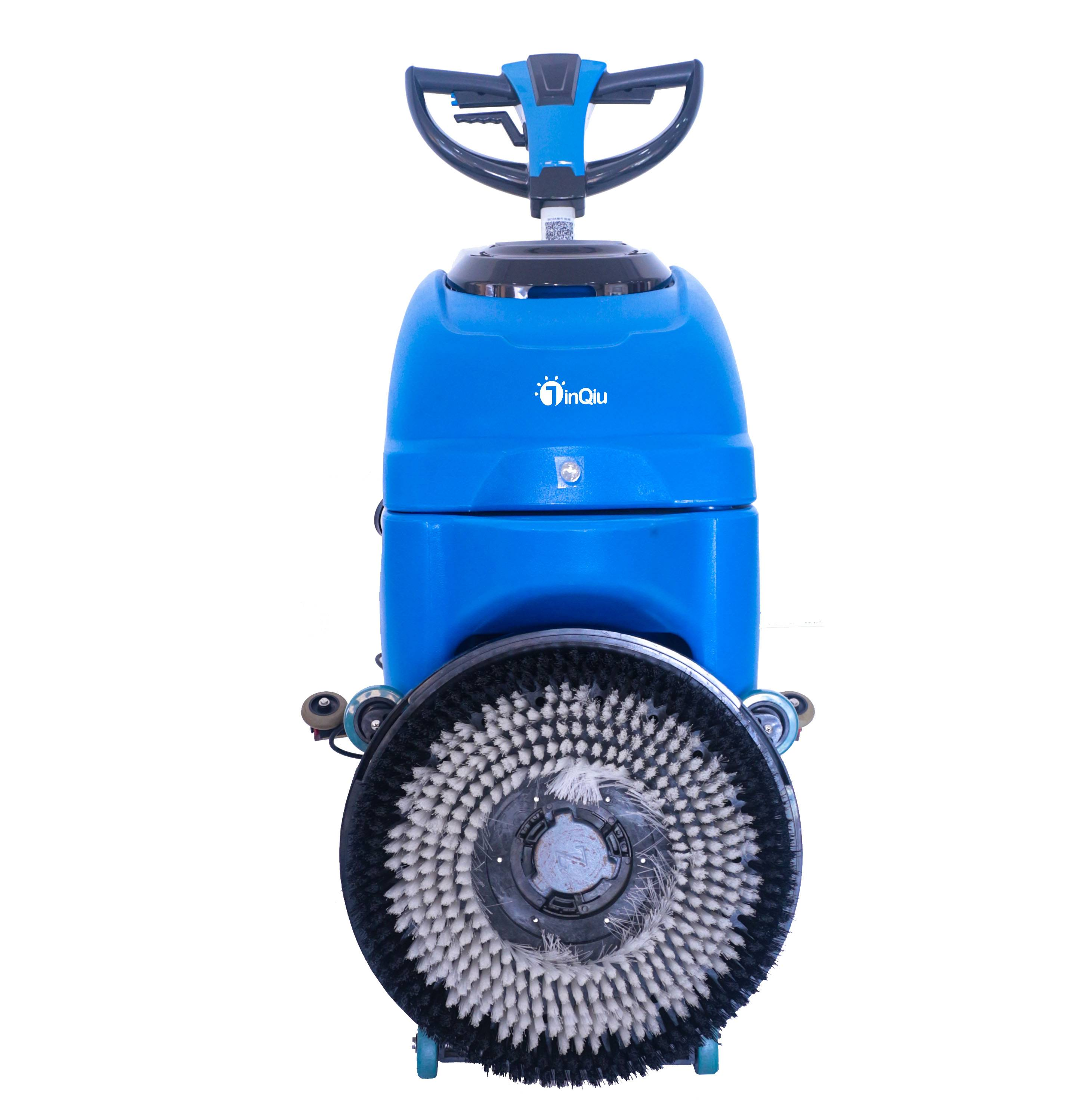 Wholesale Price Granite Floor Cleaning Machine - Small Scrubber Drier- SC2A – Jinqiu
